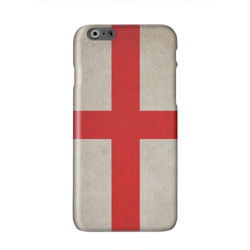 Grunge England Solid White Hard Case Cover for Apple iPhone 6 PLUS/6S PLUS (5.5 inch)