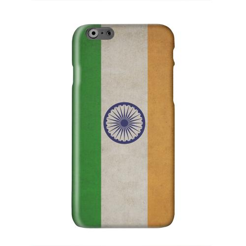 Grunge India Solid White Hard Case Cover for Apple iPhone 6 PLUS/6S PLUS (5.5 inch)