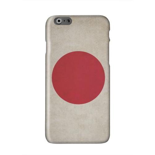 Grunge Japan Solid White Hard Case Cover for Apple iPhone 6 PLUS/6S PLUS (5.5 inch)