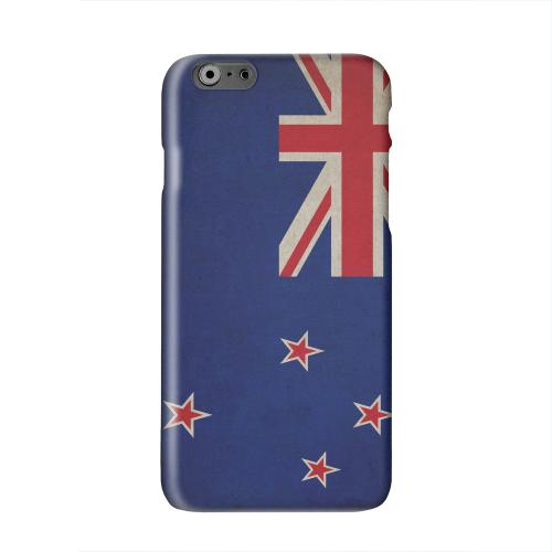 Grunge New Zealand Solid White Hard Case Cover for Apple iPhone 6 PLUS/6S PLUS (5.5 inch)