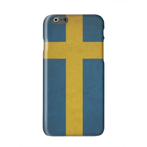 Grunge Sweden Solid White Hard Case Cover for Apple iPhone 6 PLUS/6S PLUS (5.5 inch)
