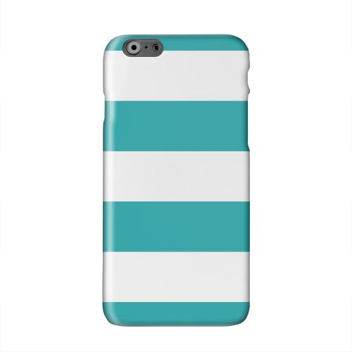 Big Aqua Solid White Hard Case Cover for Apple iPhone 6 PLUS/6S PLUS (5.5 inch)