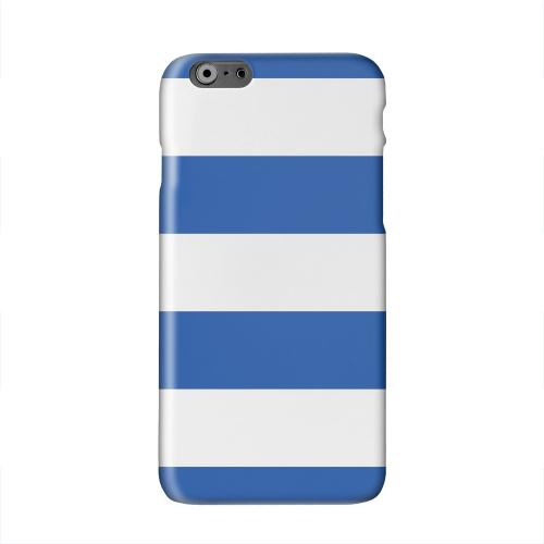 Big Blue Solid White Hard Case Cover forApple iPhone 6 PLUS/6S PLUS (5.5 inch)