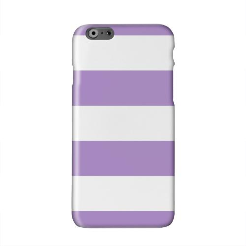 Big Purple Solid White Hard Case Cover for Apple iPhone 6 PLUS/6S PLUS (5.5 inch)