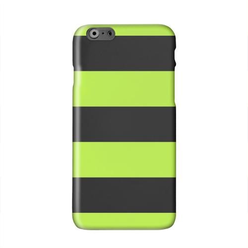 Colorway Black/ Flo Green Solid White Hard Case Cover for Apple iPhone 6 PLUS/6S PLUS (5.5 inch)