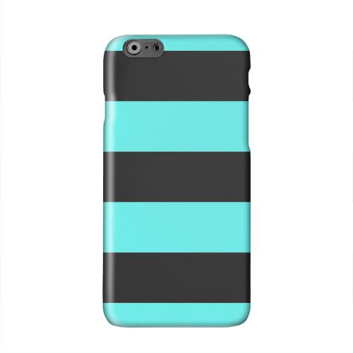 Colorway Black/ Teal Solid White Hard Case Cover for Apple iPhone 6 PLUS/6S PLUS (5.5 inch)
