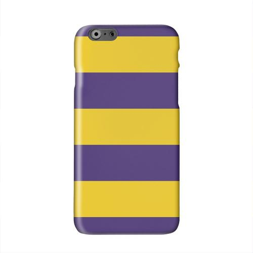 Colorway Purple/ Gold Solid White Hard Case Cover for Apple iPhone 6 PLUS/6S PLUS (5.5 inch)