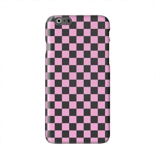 Pink/ Black Solid White Hard Case Cover for Apple iPhone 6 PLUS/6S PLUS (5.5 inch)