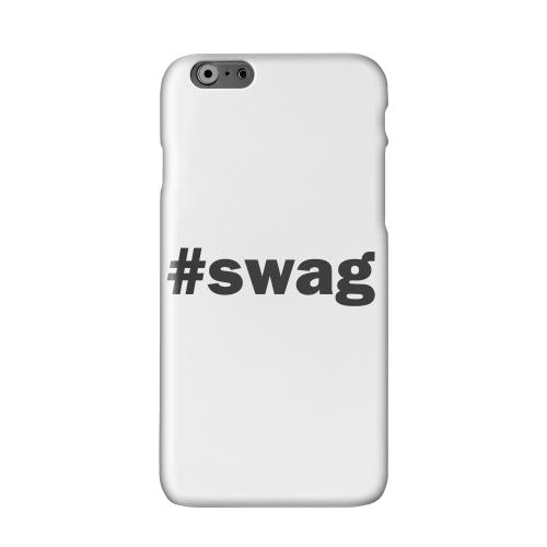 #Swag Solid White Hard Case Cover for Apple iPhone 6 PLUS/6S PLUS (5.5 inch)