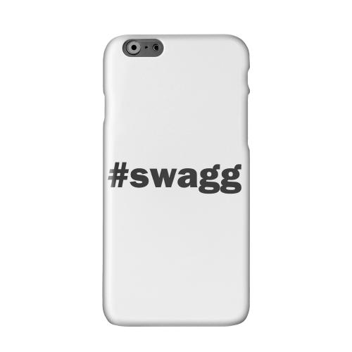 #Swagg Solid White Hard Case Cover for Apple iPhone 6 PLUS/6S PLUS (5.5 inch)