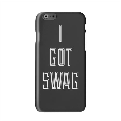 I Got Swag Solid White Hard Case Cover for Apple iPhone 6 PLUS/6S PLUS (5.5 inch)