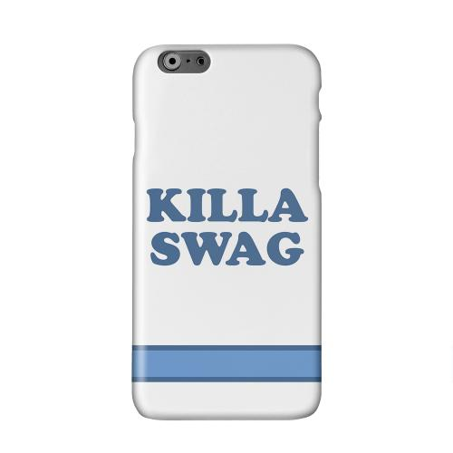 Killa Swag Solid White Hard Case Cover for Apple iPhone 6 PLUS/6S PLUS (5.5 inch)