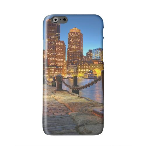 Boston Solid White Hard Case Cover for Apple iPhone 6 PLUS/6S PLUS (5.5 inch)