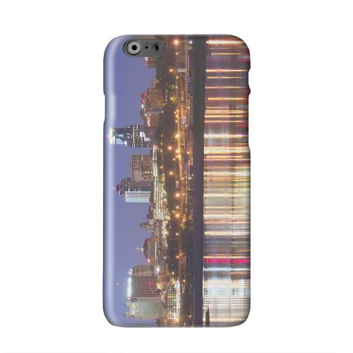 Kansas City Solid White Hard Case Cover for Apple iPhone 6 PLUS/6S PLUS (5.5 inch)