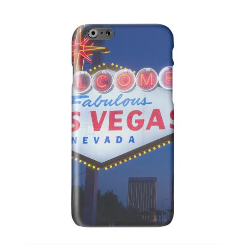 Las Vegas Solid White Hard Case Cover for Apple iPhone 6 PLUS/6S PLUS (5.5 inch)