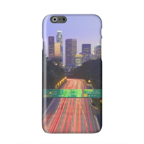 Los Angeles Solid White Hard Case Cover for Apple iPhone 6 PLUS/6S PLUS (5.5 inch)