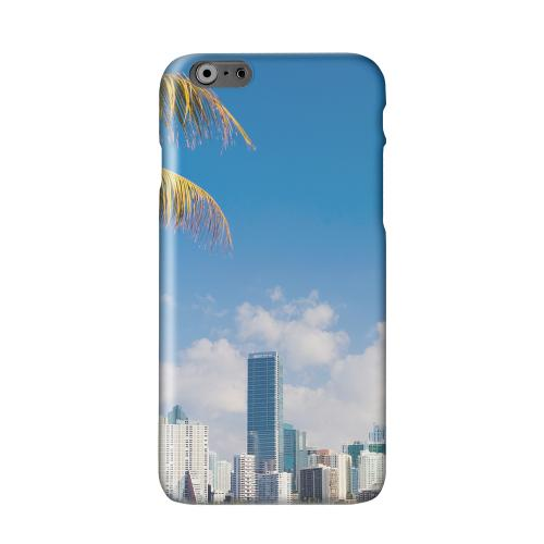 Miami Solid White Hard Case Cover for Apple iPhone 6 PLUS/6S PLUS (5.5 inch)