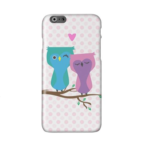 Owl Love You Forever Solid White Hard Case Cover for Apple iPhone 6 PLUS/6S PLUS (5.5 inch)