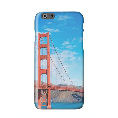 San Francisco Solid White Hard Case Cover for Apple iPhone 6 PLUS/6S PLUS (5.5 inch)