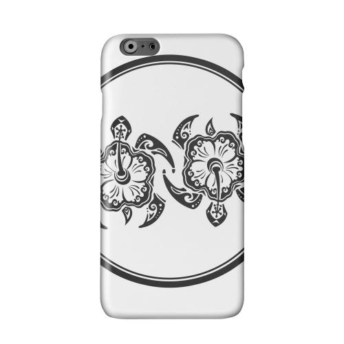Island Turtle Duo Solid White Hard Case Cover for Add Apple iPhone 6 PLUS/6S PLUS (5.5 inch)