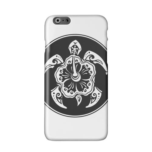 Island Turtle Solo Solid White Hard Case Cover for Add Apple iPhone 6 PLUS/6S PLUS (5.5 inch)