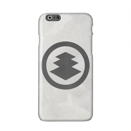 Hishi Kamon on Paper Solid White Hard Case Cover for Apple iPhone 6 PLUS/6S PLUS (5.5 inch)
