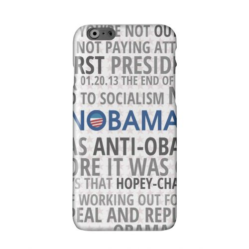 NOBAMA Solid White Hard Case Cover for Apple iPhone 6 PLUS/6S PLUS (5.5 inch)