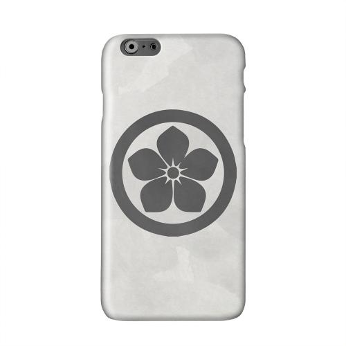 Kikyo Kamon on Paper v.2 Solid White Hard Case Cover for Apple iPhone 6 PLUS/6S PLUS (5.5 inch)