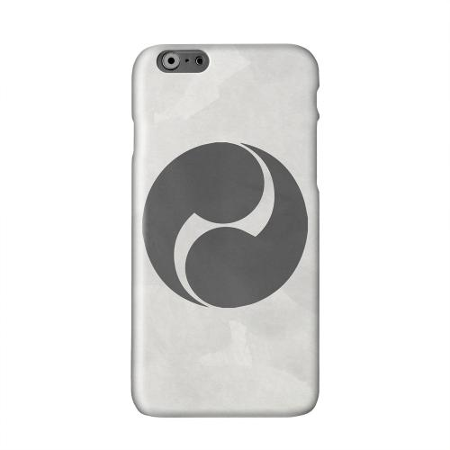 Tomoe Kamon on Paper v.2 Solid White Hard Case Cover for Apple iPhone 6 PLUS/6S PLUS (5.5 inch)