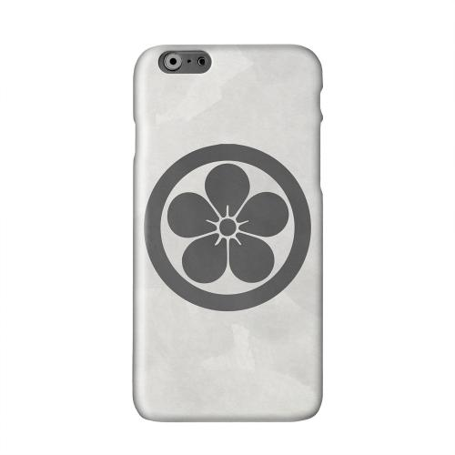 Umebachi Kamon on Paper v.3 Solid White Hard Case Cover for Apple iPhone 6 PLUS/6S PLUS (5.5 inch)