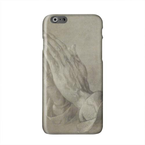 Albrecht Durer Praying Hands Solid White Hard Case Cover for Apple iPhone 6 PLUS/6S PLUS (5.5 inch)