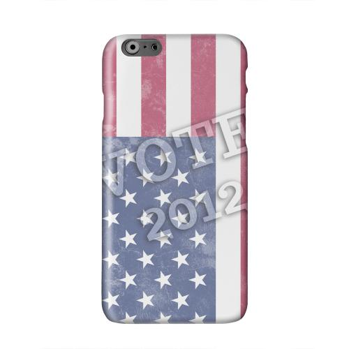 Vote America Solid White Hard Case Cover for Apple iPhone 6 PLUS/6S PLUS (5.5 inch)