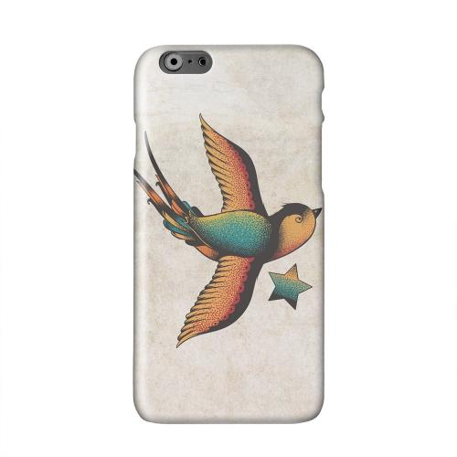 Swallow Star Solid White Hard Case Cover for Apple iPhone 6 PLUS/6S PLUS (5.5 inch)