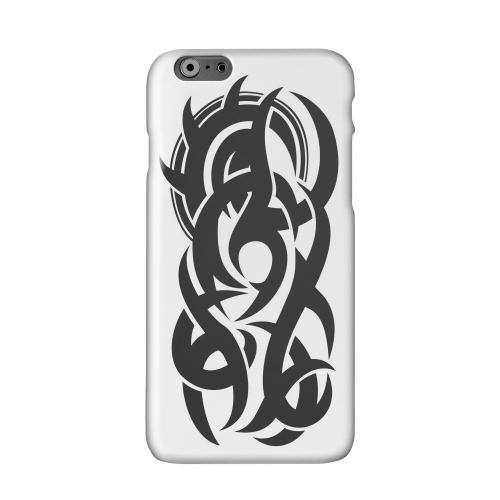 Tribal Solid White Hard Case Cover for Apple iPhone 6 PLUS/6S PLUS (5.5 inch)