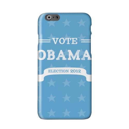Vote Obama 2012 Solid White Hard Case Cover for Apple iPhone 6 PLUS/6S PLUS (5.5 inch)