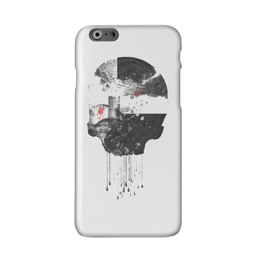 Skyfall Solid White Hard Case Cover for Apple iPhone 6 Plus