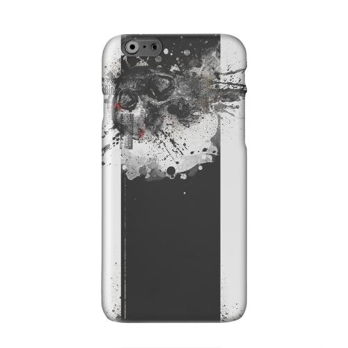 The Plague Solid White Hard Case Cover for Apple iPhone 6 PLUS/6S PLUS (5.5 inch)