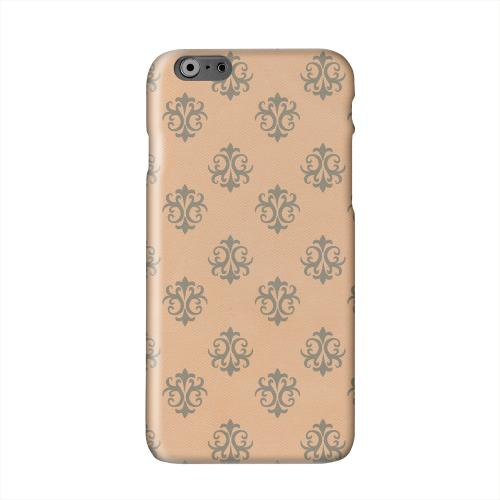 Ornamental Nectarine Solid White Hard Case Cover for Apple iPhone 6 PLUS/6S PLUS (5.5 inch)