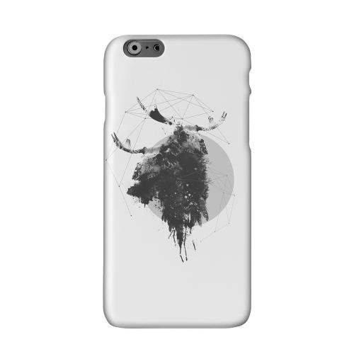 The Shaman Solid White Hard Case Cover for Apple iPhone 6 PLUS/6S PLUS (5.5 inch)