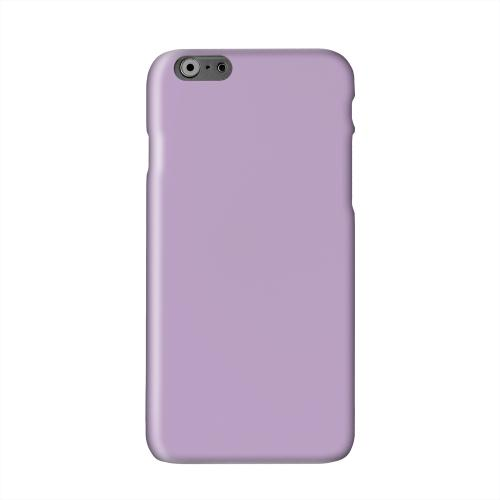 S13 Pantone African Violet Solid White Hard Case Cover for Apple iPhone 6 PLUS/6S PLUS (5.5 inch)