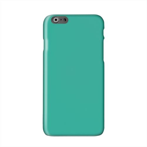 S13 Pantone Emerald Solid White Hard Case Cover for Apple iPhone 6 PLUS/6S PLUS (5.5 inch)