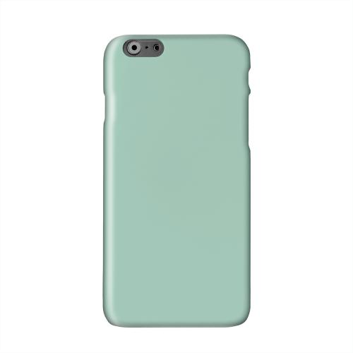 S13 Pantone Grayed Jade Solid White Hard Case Cover for Apple iPhone 6 PLUS/6S PLUS (5.5 inch)