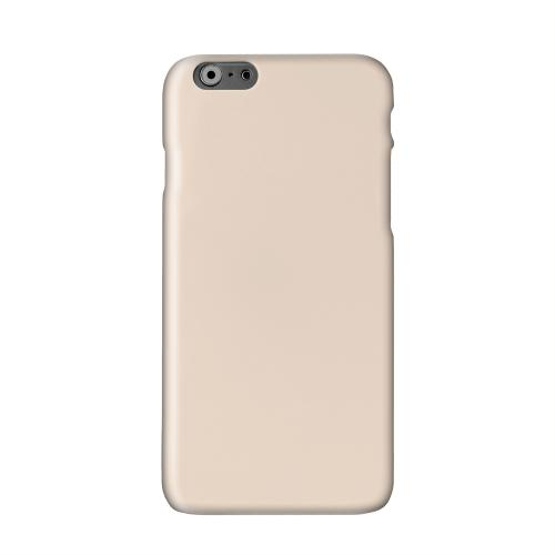 S13 Pantone Linen Solid White Hard Case Cover for Apple iPhone 6 PLUS/6S PLUS (5.5 inch)
