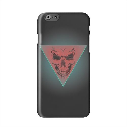 Dead Triangle Solid White Hard Case Cover for Apple iPhone 6 PLUS/6S PLUS (5.5 inch)