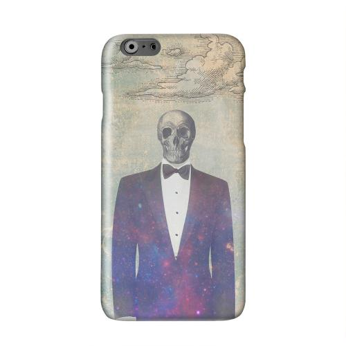 Deathbonair Solid White Hard Case Cover for Apple iPhone 6 PLUS/6S PLUS (5.5 inch)