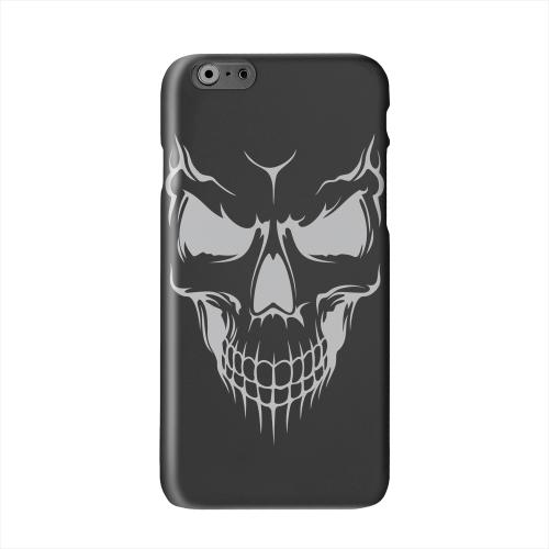 Evil Dead Mesh on Black Solid White Hard Case Cover for Apple iPhone 6 PLUS/6S PLUS (5.5 inch)