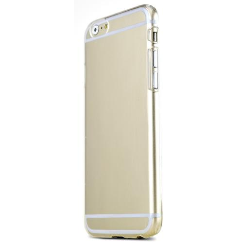 Clear Protective Slim Hard Case Cover [Ultra Slim and Perfect Fitting Made for Apple iPhone 6 (4.7 inch)]