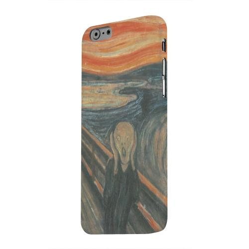 Geeks Designer Line (GDL) Apple iPhone 6 Matte Hard Back Cover - Edward Munch The Scream