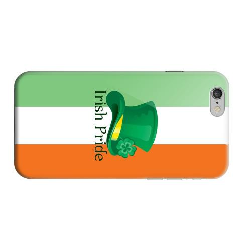 Geeks Designer Line (GDL) Apple iPhone 6 Matte Hard Back Cover - Irish Pride