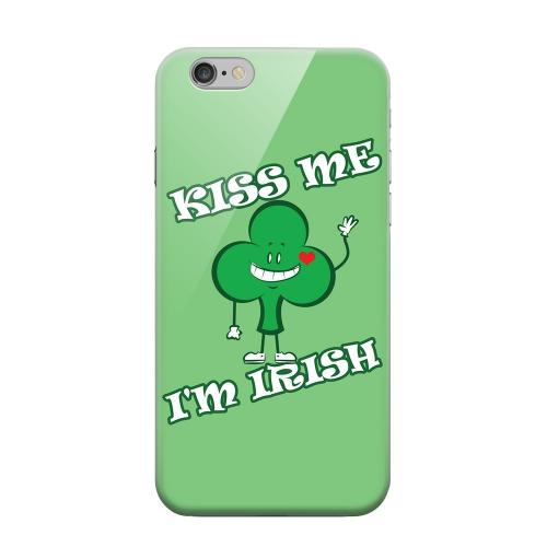 Geeks Designer Line (GDL) Apple iPhone 6 Matte Hard Back Cover - Kiss Me